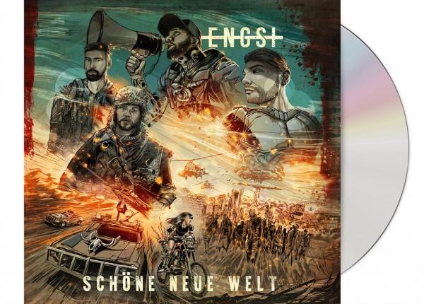 ENGST - Schöne neue Welt DIGISLEEVE CD