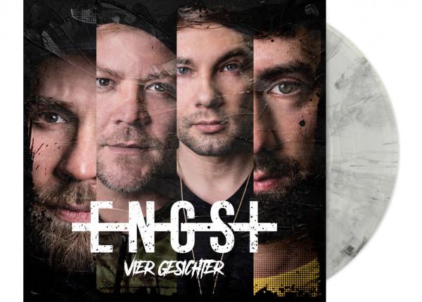 """ENGST - Vier Gesichter 12"""" EP - MARBLED"""